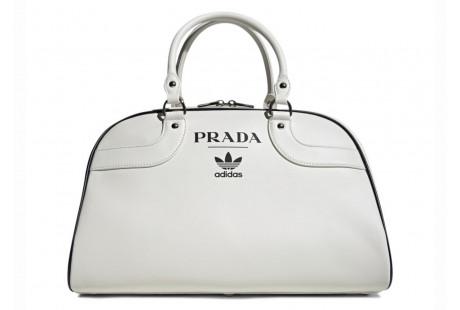 """adidas Superstar Prada Bag And Shoes """"White"""""""