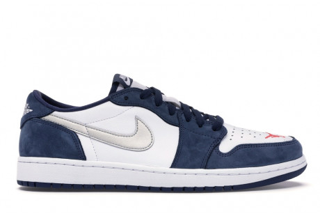 "Jordan 1 Low SB Midnight ""Navy"