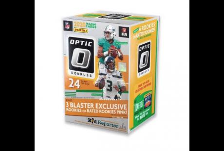 2020 NFL Donruss Optic Blaster
