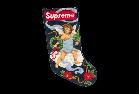 """Supreme Christmas Stocking """"Blue"""""""