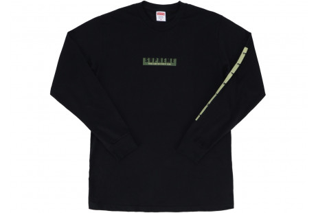 "Supreme 1994 LS Tee ""Black"""