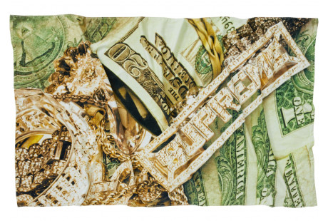 Supreme Bling Towel Green
