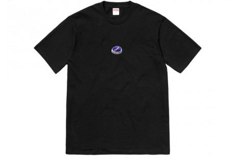 "Bottle Cap Tee ""Black"""