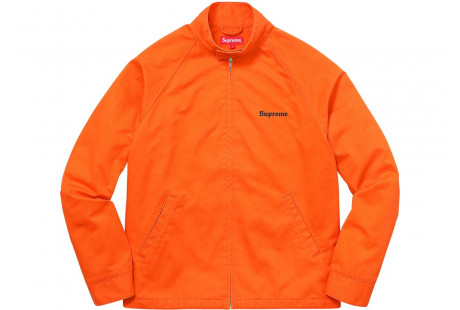 "Supreme Chief Harrington Jacket ""Orange"""