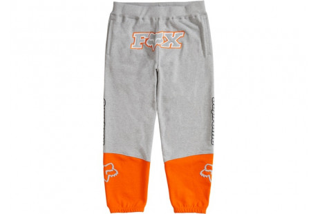"Supreme Fox Racing Sweatpant ""Grey"""