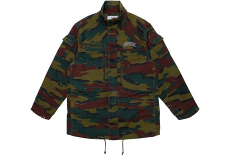 "Supreme Infantry Jacket Jigsaw ""Camo"""