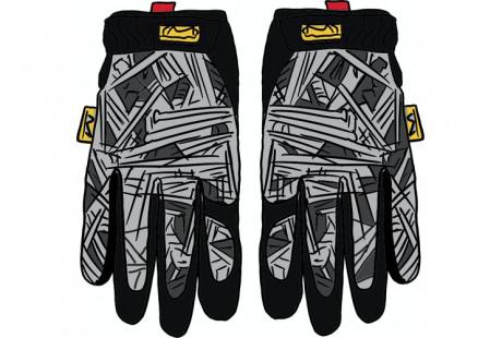 "Supreme Mechanix Original Work Gloves ""Black"""