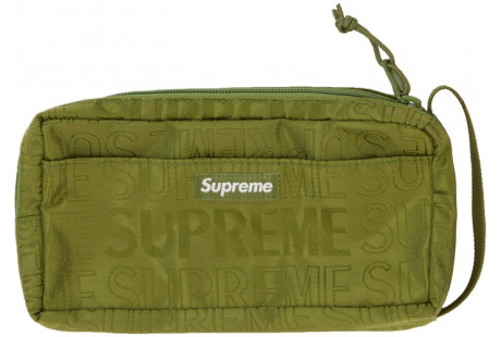 Supreme Organizer Pouch (SS19) Olive