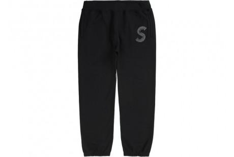 "Supreme S Logo Sweatpant (FW20) ""Black"""