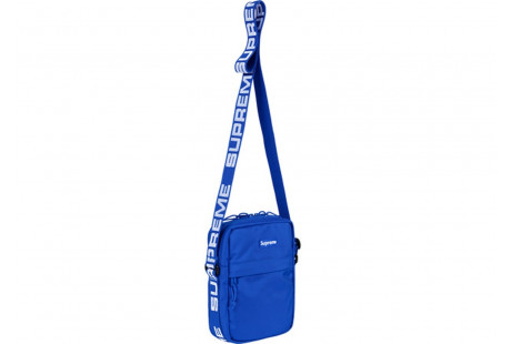 "Supreme Shoulder Bag ""Blue"""