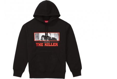 "Supreme The Killer Hooded Sweatshirt ""Black"""
