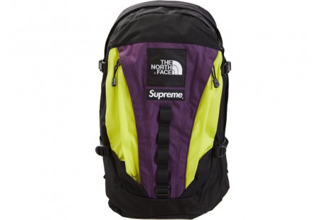 "Supreme The North Face Expedition Backpack ""Sulphur"""