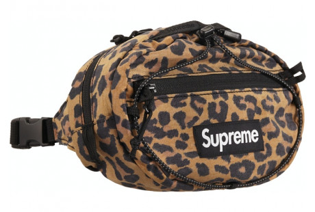 "Supreme Waist Bag (FW20) ""Leopard"""