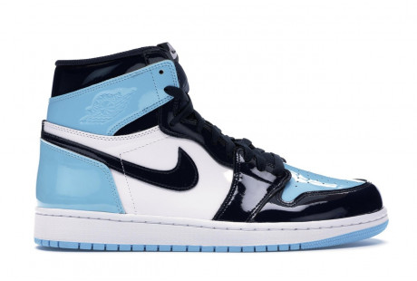"Jordan 1 Retro High ""UNC Patent W"""