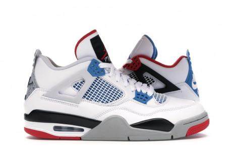 "Jordan 4 Retro ""What The"""