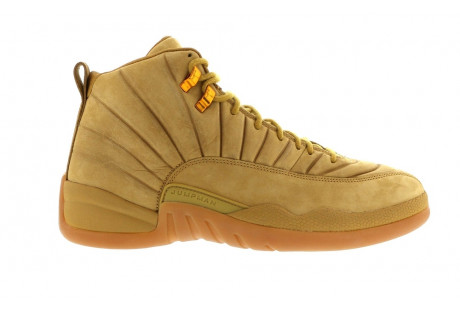 "Jordan 12 Retro PSNY ""Wheat"""